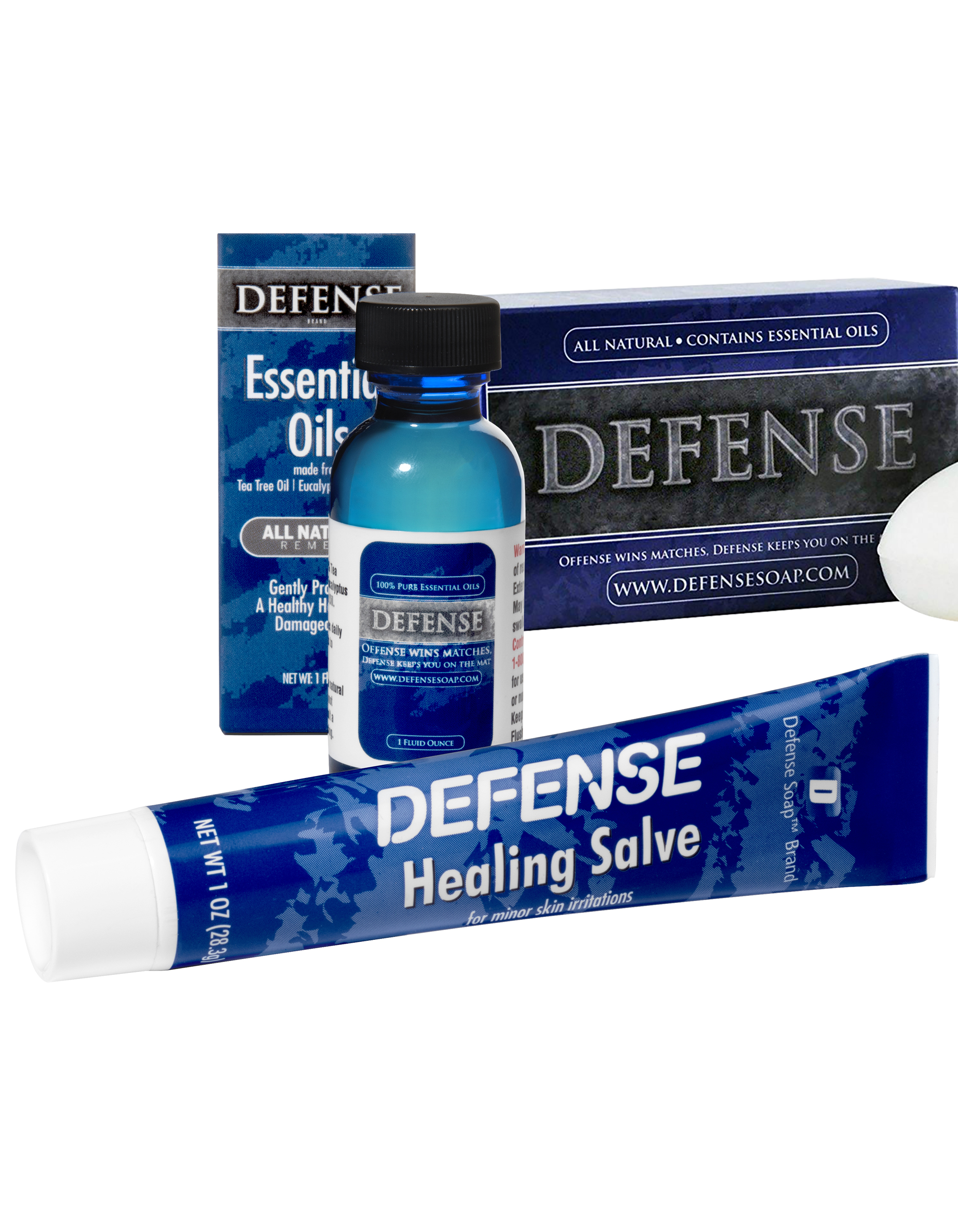 About | Defense Soap Asia